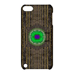 In The Stars And Pearls Is A Flower Apple Ipod Touch 5 Hardshell Case With Stand by pepitasart
