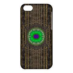In The Stars And Pearls Is A Flower Apple Iphone 5c Hardshell Case by pepitasart