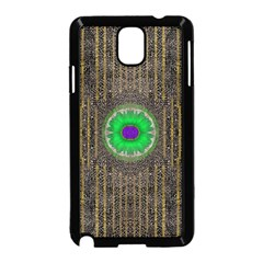 In The Stars And Pearls Is A Flower Samsung Galaxy Note 3 Neo Hardshell Case (black)