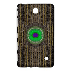 In The Stars And Pearls Is A Flower Samsung Galaxy Tab 4 (8 ) Hardshell Case  by pepitasart