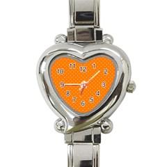 Dots Heart Italian Charm Watch by Valentinaart