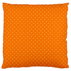 Dots Standard Flano Cushion Case (one Side) by Valentinaart