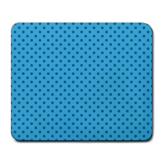 Dots Large Mousepads by Valentinaart