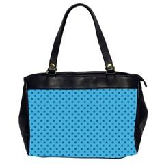 Dots Office Handbags (2 Sides)  by Valentinaart