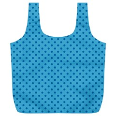 Dots Full Print Recycle Bags (l)  by Valentinaart