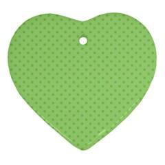 Dots Ornament (heart) by Valentinaart