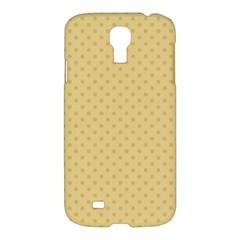 Dots Samsung Galaxy S4 I9500/i9505 Hardshell Case by Valentinaart