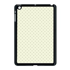 Dots Apple Ipad Mini Case (black) by Valentinaart