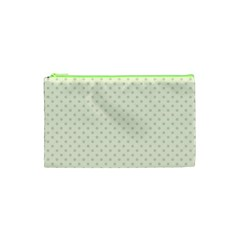 Dots Cosmetic Bag (xs) by Valentinaart