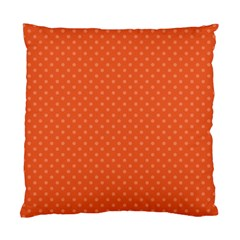 Dots Standard Cushion Case (one Side) by Valentinaart