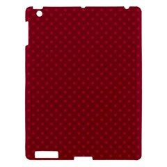 Dots Apple Ipad 3/4 Hardshell Case by Valentinaart