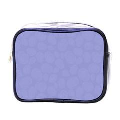 Floral Pattern Mini Toiletries Bags by Valentinaart