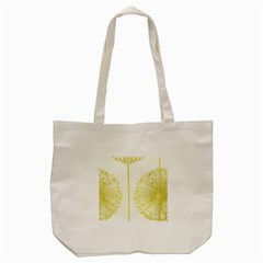 Flower Floral Yellow Tote Bag (cream) by Mariart