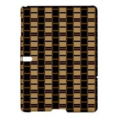 Geometric Shapes Plaid Line Samsung Galaxy Tab S (10 5 ) Hardshell Case  by Mariart