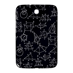 Geometry Geometry Formula Samsung Galaxy Note 8 0 N5100 Hardshell Case  by Mariart