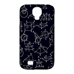 Geometry Geometry Formula Samsung Galaxy S4 Classic Hardshell Case (pc+silicone) by Mariart