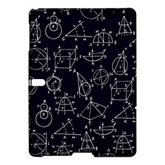 Geometry Geometry Formula Samsung Galaxy Tab S (10 5 ) Hardshell Case  by Mariart