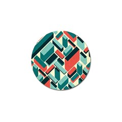 German Synth Stock Music Plaid Golf Ball Marker (10 Pack) by Mariart