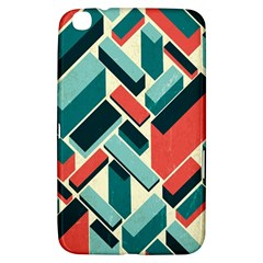 German Synth Stock Music Plaid Samsung Galaxy Tab 3 (8 ) T3100 Hardshell Case  by Mariart