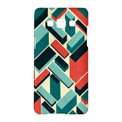 German Synth Stock Music Plaid Samsung Galaxy A5 Hardshell Case  by Mariart