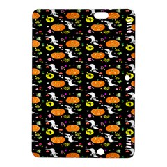Ghost Pumkin Craft Halloween Hearts Kindle Fire Hdx 8 9  Hardshell Case by Mariart