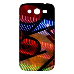 Graphic Shapes Experimental Rainbow Color Samsung Galaxy Mega 5 8 I9152 Hardshell Case  by Mariart