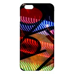 Graphic Shapes Experimental Rainbow Color Iphone 6 Plus/6s Plus Tpu Case by Mariart