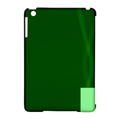 Mug Green Hot Tea Coffe Apple Ipad Mini Hardshell Case (compatible With Smart Cover) by Mariart