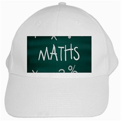 Maths School Multiplication Additional Shares White Cap by Mariart