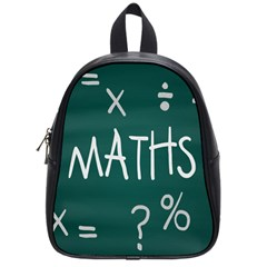 Maths School Multiplication Additional Shares School Bags (small)  by Mariart
