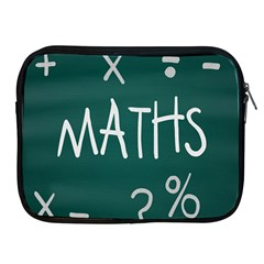 Maths School Multiplication Additional Shares Apple Ipad 2/3/4 Zipper Cases by Mariart