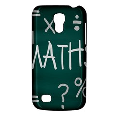Maths School Multiplication Additional Shares Galaxy S4 Mini by Mariart