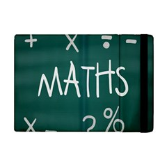 Maths School Multiplication Additional Shares Ipad Mini 2 Flip Cases by Mariart