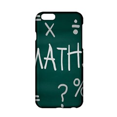 Maths School Multiplication Additional Shares Apple Iphone 6/6s Hardshell Case by Mariart