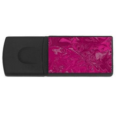 Colors Usb Flash Drive Rectangular (4 Gb) by Valentinaart