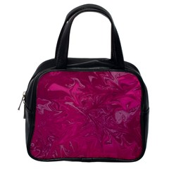 Colors Classic Handbags (one Side) by Valentinaart