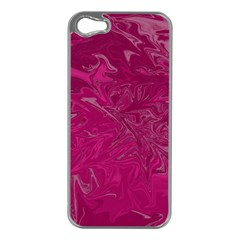 Colors Apple Iphone 5 Case (silver) by Valentinaart