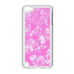 Colors Apple Ipod Touch 5 Case (white) by Valentinaart