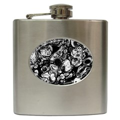 Colors Hip Flask (6 Oz) by Valentinaart