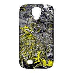 Colors Samsung Galaxy S4 Classic Hardshell Case (pc+silicone) by Valentinaart