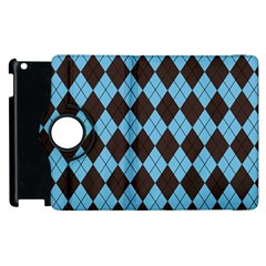 Pattern Apple Ipad 2 Flip 360 Case by Valentinaart