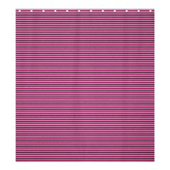 Lines Pattern Shower Curtain 66  X 72  (large)  by Valentinaart