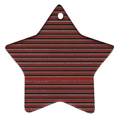 Lines Pattern Ornament (star) by Valentinaart