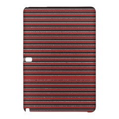Lines Pattern Samsung Galaxy Tab Pro 12 2 Hardshell Case by Valentinaart