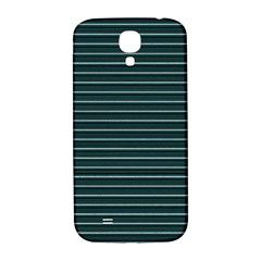 Lines Pattern Samsung Galaxy S4 I9500/i9505  Hardshell Back Case by Valentinaart