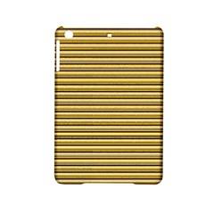 Lines Pattern Ipad Mini 2 Hardshell Cases by Valentinaart