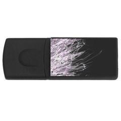 Fire Usb Flash Drive Rectangular (4 Gb) by Valentinaart