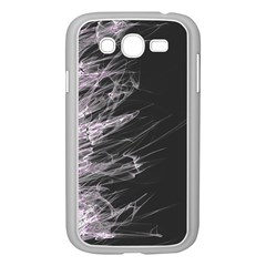 Fire Samsung Galaxy Grand Duos I9082 Case (white) by Valentinaart