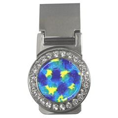 Mulberry Paper Gift Moon Star Money Clips (cz)  by Mariart