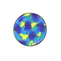 Mulberry Paper Gift Moon Star Hat Clip Ball Marker (4 Pack) by Mariart